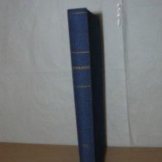 Coleccionismo deportivo: TOMO VIII BARRABAS REVISTA SATÍRICA DE DEPORTE NÚMERO 167 A 189 AÑO 1975 BARSA MADRID ATLETI ESPAÑOL. Lote 204095905