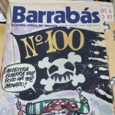 Coleccionismo deportivo: LOTE ANTIGUAS REVISTAS BARRABAS. Lote 205753898