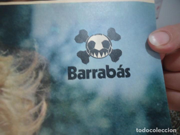 Coleccionismo deportivo: Revista Barrabás,la revista satírica del deporte año I Nº VIII año 1972 - Foto 4 - 215241091