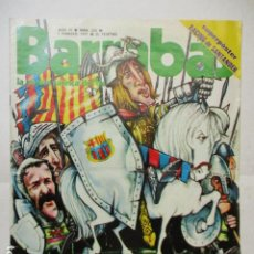 Collectionnisme sportif: REVISTA - BARRABAS - Nº 226 - CON SUPER POSTER RACING DE SANTANDER - 1977.. Lote 227574090