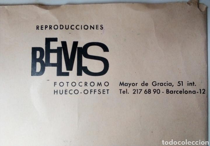 Coleccionismo deportivo: BARÇA PROYECTO CARICATURAS SEPARADAS POSTER FC BARCELONA LIGA 1973-74 REVISTA BARRABAS - CRUYFF, ETC - Foto 14 - 243348205