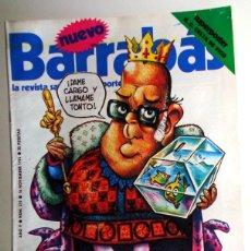 Coleccionismo deportivo: REVISTA BARRABÁS Nº215 NOVIEMBRE 1976. PÓSTER RC CELTA DE VIGO - DEPORTES FÚTBOL - HUMOR SATÍRICA. Lote 272422468