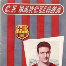 Coleccionismo deportivo: PROGRAMA PARTIDO C.F.BARCELONA - CELTA . Lote 5362804