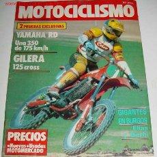 Coleccionismo deportivo: ANTIGUA REVISTA MOTOCICLISMO - Nº 657 MAYO 1980 - NUMEROSAS FOTOGRAFIAS DE MOTOS DE LA EPOCA - MIDE . Lote 1780347