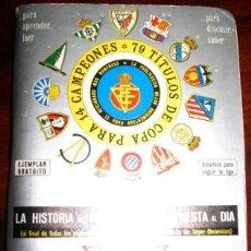 Coleccionismo deportivo: SÚPER DINÁMICO, 1981-1982. Lote 22319467