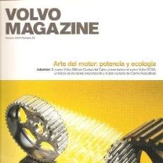 Coleccionismo deportivo: 106. VOLVO MAGAZINE Nº 27. VERANO 2006. Lote 11155456