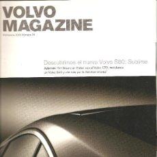 Coleccionismo deportivo: 105. VOLVO MAGAZINE Nº 26. PRIMAVERA 2006. Lote 11155505
