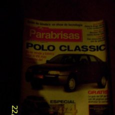 Coleccionismo deportivo: LOTE DE 26 REVISTAS ARGENTINAS PARABRISAS. Lote 26989845