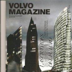 Coleccionismo deportivo: 113. VOLVO MAGAZINE Nº 34 (PRIMAVERA.VERANO 2009). Lote 13312122
