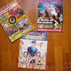 Coleccionismo deportivo: LOTE DE 2 REVISTAS MOTOCICLISMO Nº 1095 Y GIGANTES Nº 470. Lote 13673274