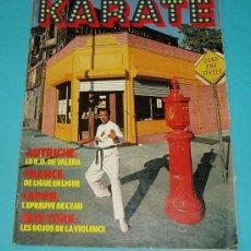 Coleccionismo deportivo: KARATE- Nº 28. 1976.REVISTA EN FRANCES. Lote 23466466