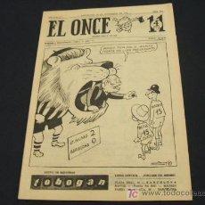 Coleccionismo deportivo: EL ONCE - 26 NOVIEMBRE 1963 - NUMERO 948. Lote 17856620