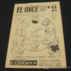 Coleccionismo deportivo: EL ONCE - 3 DICIEMBRE 1963 - NUMERO 949. Lote 17856626
