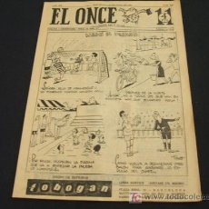 Coleccionismo deportivo: EL ONCE - 21 JULIO 1.964 - NUMERO 982 - AÑO XX - . Lote 17914578