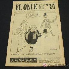Coleccionismo deportivo: EL ONCE - 7 JULIO 1.964 - NUMERO 980 - AÑO XX - . Lote 17914603