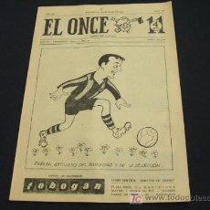 Coleccionismo deportivo: EL ONCE - 30 JUNIO 1.964 - NUMERO 979 - AÑO XX - . Lote 17914615