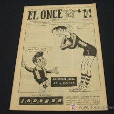 Coleccionismo deportivo: EL ONCE - 2 JUNIO 1.964 - NUMERO 975 - AÑO XX - . Lote 17914660