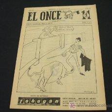 Coleccionismo deportivo: EL ONCE - 26 MAYO 1.964 - NUMERO 974 - AÑO XX - . Lote 17914675
