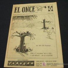 Coleccionismo deportivo: EL ONCE - 31 MARZO 1.964 - NUMERO 966 - AÑO XX - . Lote 17914812