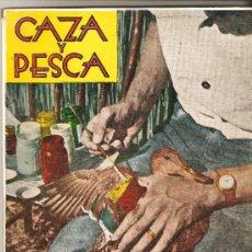 Coleccionismo deportivo: REVISTA CAZA Y PESCA.Nº267 MARZO 1965.. Lote 27048145