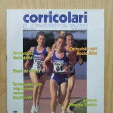 Coleccionismo deportivo: REVISTA CORRICOLARI EL CORREDOR Y SU MUNDO - Nº 95 - ATLETISMO - 1994. Lote 19002858