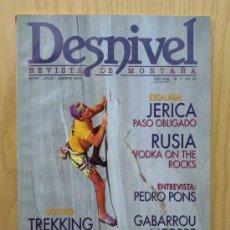 Coleccionismo deportivo: DESNIVEL REVISTA DE MONTAÑA - Nº 97. Lote 20283097