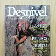 Coleccionismo deportivo: DESNIVEL REVISTA DE MONTAÑA - Nº 96. Lote 20283098