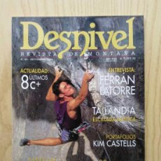 Coleccionismo deportivo: DESNIVEL REVISTA DE MONTAÑA - Nº 98. Lote 20283100