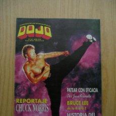 Coleccionismo deportivo: REVISTA DOJO - Nº 197. Lote 26041359