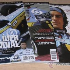 Coleccionismo deportivo: REVISTA FI RACING 2005. FERNANDO ALONSO.. Lote 25438857