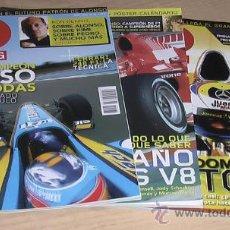 Coleccionismo deportivo: REVISTA FI RACING 2006. FERNANDO ALONSO.. Lote 25438952