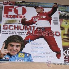 Coleccionismo deportivo: REVISTA FI RACING 2006. FERNANDO ALONSO.. Lote 25439081
