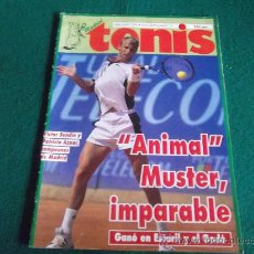 Coleccionismo deportivo: MADRID TENIS-Nº75-MAYO1995-36PAGINAS-. Lote 27834487