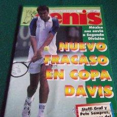 Coleccionismo deportivo: MADRID TENIS-Nº80-OCTUBRE1995-36PAG-. Lote 27834559