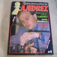 Coleccionismo deportivo: REVISTA INTERNACIONAL DE AJEDREZ.. Lote 28244946