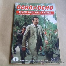 Coleccionismo deportivo: REVISTA PRACTICA OCHO X OCHO DE AJEDREZ.. Lote 28245144