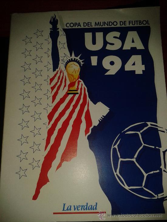 COLECCIONABLE REVISTAS MUNDIAL USA 94 1994 COMPLETO (Coleccionismo Deportivo - Revistas y Periódicos - otros Deportes)