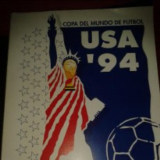 Collezionismo sportivo: COLECCIONABLE REVISTAS MUNDIAL USA 94 1994 COMPLETO. Lote 28623001