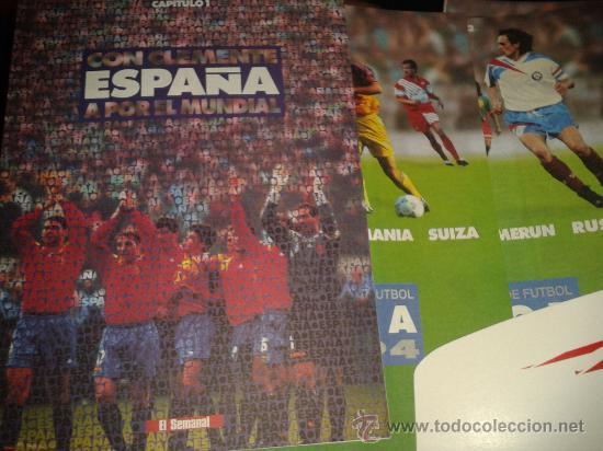 Coleccionismo deportivo: COLECCIONABLE REVISTAS MUNDIAL USA 94 1994 COMPLETO - Foto 2 - 28623001