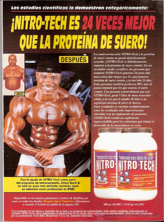 Coleccionismo deportivo: Body Fitness. Revista de ejercicio y nutrición. Culturismo. Régimen alimenticio. Hierbas. Nº 105. - Foto 2 - 29334596