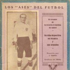Coleccionismo deportivo: REVISTA ASES DEL DEPORTE. Lote 29466303