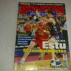 Collectionnisme sportif: GIGANTES DEL BASKET Nº 786 (21-11-00). Lote 29647868
