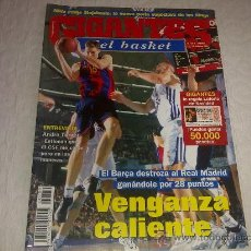 Collectionnisme sportif: GIGANTES DEL BASKET Nº 789 (12-12-00). Lote 29647900