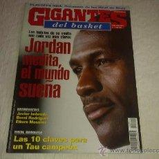 Collectionnisme sportif: GIGANTES DEL BASKET Nº 809 (01-05-01). Lote 29648400