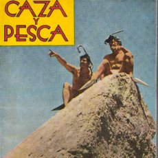 Coleccionismo deportivo: REVISTA CAZA Y PESCA MADRID JULIO 1965 Nº 271. Lote 30275806
