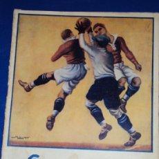 Coleccionismo deportivo: (F-85)REVISTA SPORTS 8-1-1924. Lote 30557934