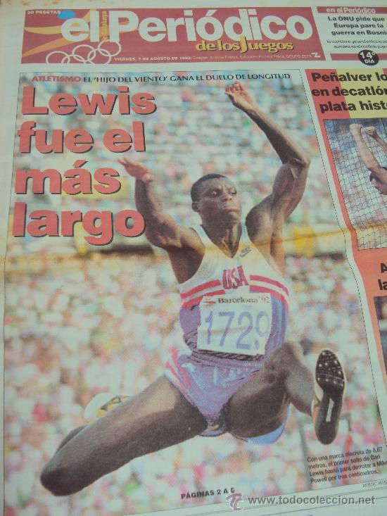 Coleccionismo deportivo: Barcelona 92 : El Periodico de Los Juegos - - Foto 6 - 31345667