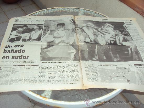Coleccionismo deportivo: Barcelona 92 : El Periodico de Los Juegos - - Foto 9 - 31345667