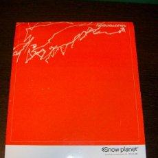 Coleccionismo deportivo: SNOW PLANET Nº 36 (NOVIEMBRE/DICIEMBRE 2002) - REVISTA DE SNOWBOARD. Lote 31557075