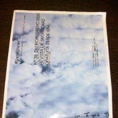 Coleccionismo deportivo: SNOW PLANET Nº 38 (ENERO/FEBRERO 2003) - REVISTA DE SNOWBOARD. Lote 31557095